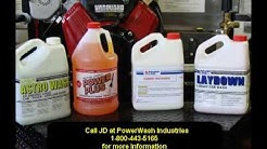 Start A Pressure Washing Business Chemical Training Part 1