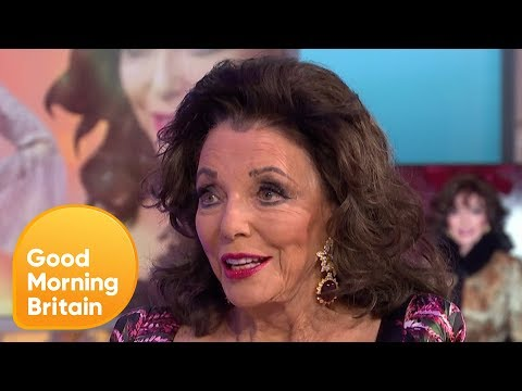 Dame Joan Collins: Consent Culture Is Out of Control | Good Morning Britain