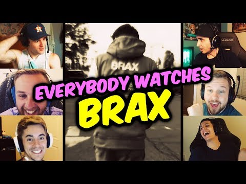 Everybody Watches BRAX: Best Reactions to