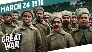 Russian Spring Offensive - Confusion at Fort Vaux I THE GREAT WAR Week 87