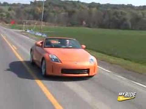 2007 Nissan 350Z Roadster GT