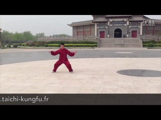Chen Tian Qing Tai Chi style Chen Xiaojia Yilu  [陈氏太极拳小架 Taijiquan style Chen]