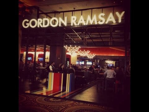 American Restaurants Gordon Ramsay Steak  в гостинице Paris Las Vegas Hotel &Casino