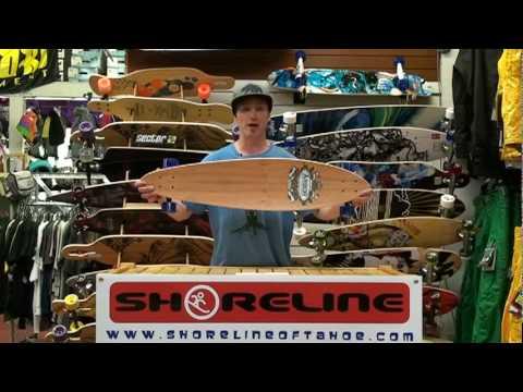 Arbor Koa Fish Longboard Review