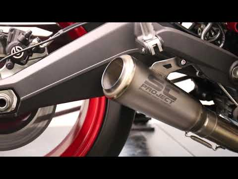 SC-Project S1-GP Exhaust for Ducati Monster 797