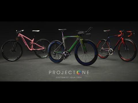 Project One: Customize Your Trek