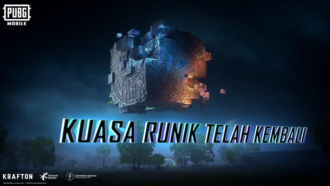 Kuasa Runik telah kembali! 🔥🌪️❄️   PUBG MOBILE MALAYSIA