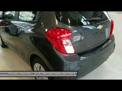 2018 Chevrolet Spark State College PA 204465. Stocker Chevrolet