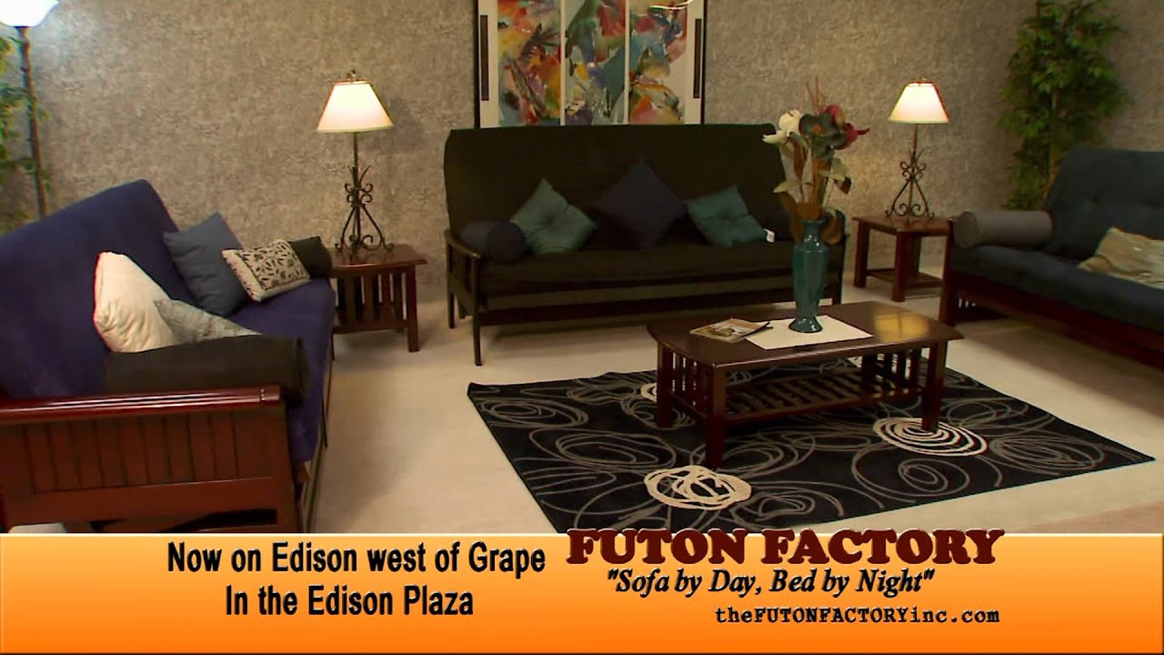 Futon Factory Futons And Other Convertible Sofas