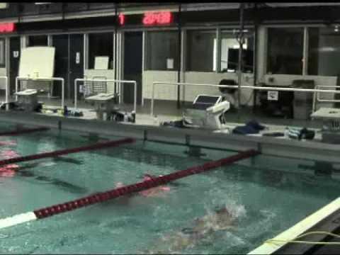 Workout Analysis: Sierra Nevada LSC Training Camp