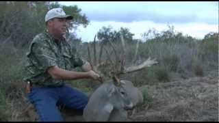 The Biggest Buck Killed in Texas in 2011-Buck Candy