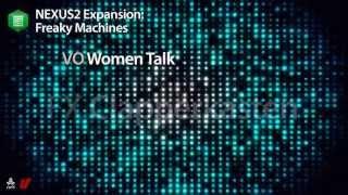 refxcom Nexus² - Freaky Machines Expansion Demo