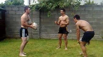 Rugby skills game (Best on the web!!) .