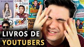 LIVROS DE YOUTUBERS - DESABAFO [+13] thumbnail