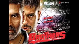 BROTHERS ANTHEM LYRICS - Vishal Dadlani Feat. Akshay Kumar, Sidharth Malhotra