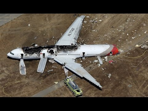 Top 10 Aviation Accidents and Incidents 2014 Plane Crashes
