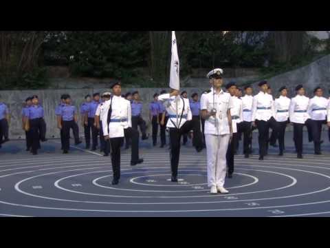 Hong Kong Sea School 2015 Passing-Out parade