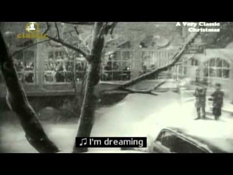 Bing Crosby Marjorie Reynolds【ツ】White Christmas【HD】