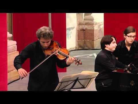 David Grimal & Igor Tchetuev - Festival International de Colmar 2010