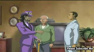 THE BOONDOCKS: The Slickback Intervention