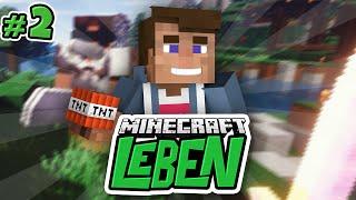 Minecraft LEBEN #2 | ALLE HABEN ANGST VOR MIR! | Dner