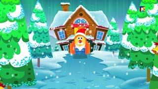 Ben Treno | flangia del jingle | canzoni di Natale | bambini rime | Jingle Bell For Kids | Ben Train