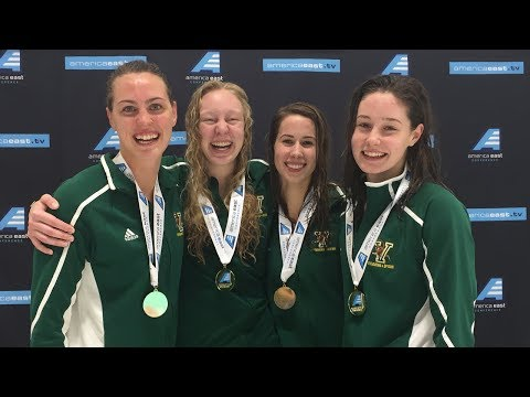 Swimming & Diving: 2018 America East Championships - Day 2