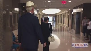 Raw: Cy-Fair teacher accused of sex with teen goes to Houston court