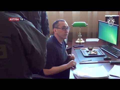 Задержание главного судебного пристава Томской области