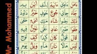 Al Noorania lesson 9 -1  Qaidah Al Nourania