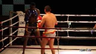 "Fight & Win ""the beginning"": Saidou Diaby Vs Bilal El Ameri"