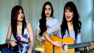 CoverGirls acoustic medley cover of California King Bed (Rihanna), ...