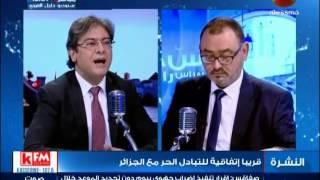 نور الدين بن تيشة : قريبا إتفاقية للتبادل الحر مع الجزائر
