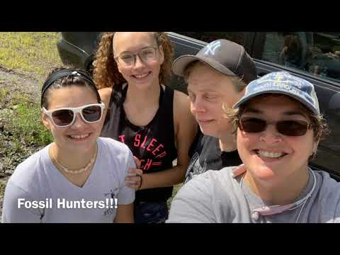 Fossil Hunting Schoharie NY