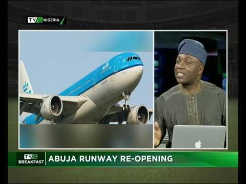 Abuja Airport Reopening
