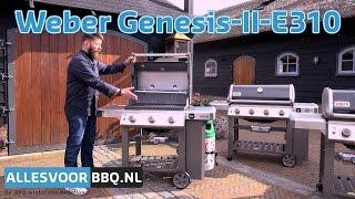 Weber Genesis Ii E 310 Gbs Black Dé Bbq Winkel Van Nederland En België Allesvoorbbq