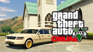 "GTA 5 Online: Rare Cars - Romero ""HEARSE"" 100% Confirmed Spawn Location (GTA V)"