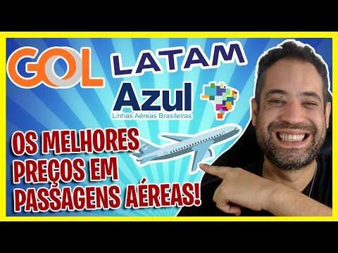 GOL, AZUL E LATAM MEGA QUEIMÃO! MELHORES PREÇOS DO DIA! A PARTIR DE R$207!