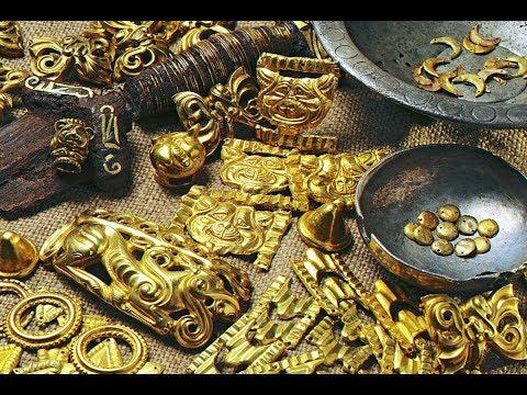 Это самый дорогой клад найденный в России!