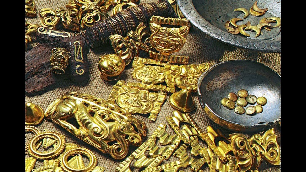 Это самый дорогой клад найденный в россии! this is the most .
