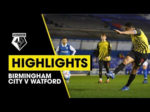 Birmingham Watford Goals And Highlights