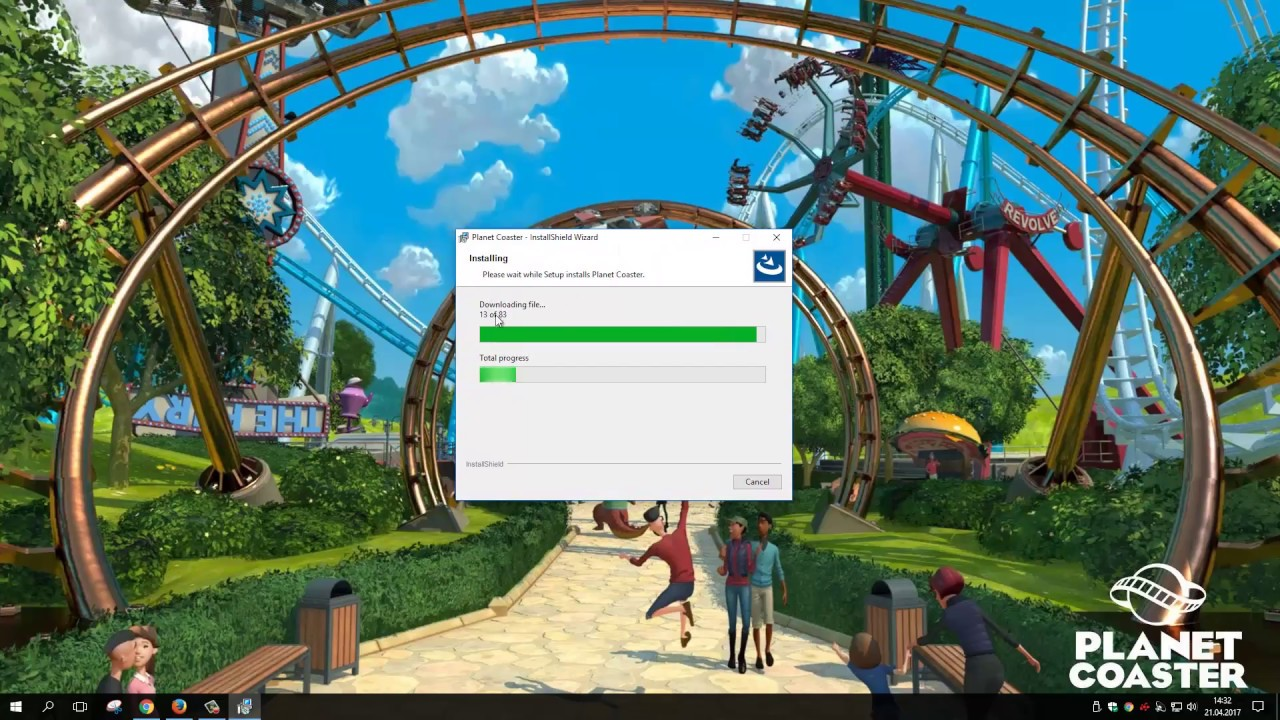 planet coaster pc free download