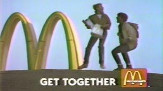 """Video McDonalds McDLT """"Get Together"""" commercial (1986) download MP3, 3GP, MP4, WEBM, AVI, FLV Oktober 2018"""