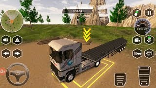 DR. Truck Driver : Real Truck Simulator 3D (by mobile creed) Android Gameplay#3