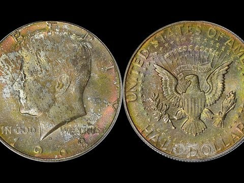 KENNEDY HALF DOLLAR SELLS FOR A BLISTERING $2900!  Roll Searching For More Than Just Silver