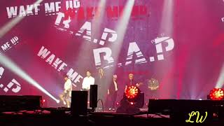 Video B.A.P (비에이피) - WAKE ME UP (FULL HD) @MUBANK IN JAKARTA 170902 download MP3, 3GP, MP4, WEBM, AVI, FLV Desember 2017