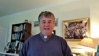 Maundy Thursday at All Saints Vicarage