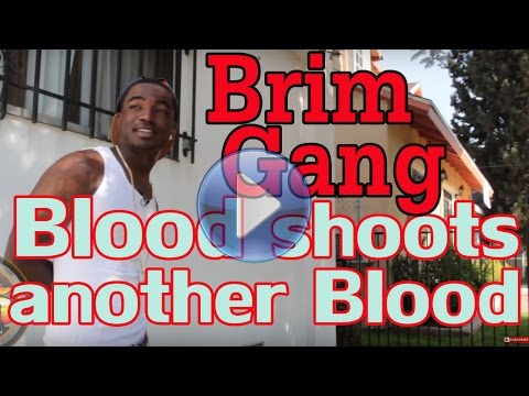Pee Wee from Fruit Town Brim discusses getting sh*t by another Blood