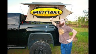 Smittybilt Overlander XL Rooftop Tent Overview