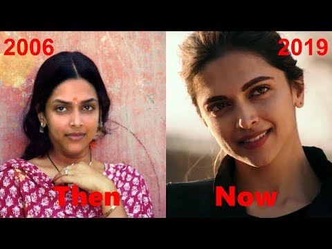 Deepika Padukone Evolution [2006 To 2018]